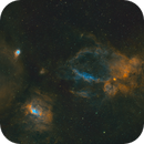 The Lobster Claw: Esprit 100 + ASI6200MM-Pro,                                Andrew Burwell