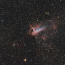 M17 - Nebulosa Omega,                                H-x6