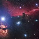 Horsehead Nebula  IC 434,                                Ivan Jevremovic