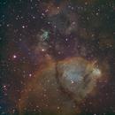IC 1795 The Fishhead Nebula,                                Matias Garcia
