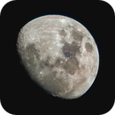Waxing Gibbous Moon,                                Callum Wingrove