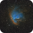 NGC 281,                                hughsie