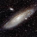 Andromeda (M31),                                Chris Wage