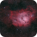 M8 - Lagoon nebula,                                Marco Favro