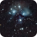 Angels Above - M45 Pleiades,                                Martin Palenik
