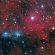 NGC6914,                                bawind Lin