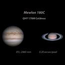 2020-09-13. RGB. Jupiter and Saturn,                                Pedro Garcia