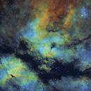 IC 1318 SHO,                                Andreas Zirke