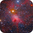 IC 417 Spider Nebula - II round!,                                Elio - fotodistel...