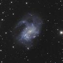 NGC 4395,                                Mark