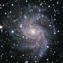 NGC6946 la galaxie du Feu d'artifice,                                Victor