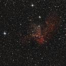 Wizard nebula,                                Valerio Avitabile