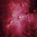 M16 Eagle Nebula HaRGB,                                rhedden