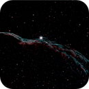 West Veil Nebula NGC 6960,                                normmalin