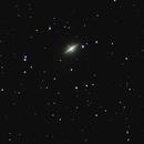 M104 the Sombrero Galaxy Cropped,                                RonAdams