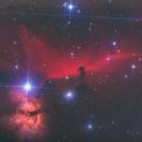 IC 434 Horsehead Nebula,                                Hakan Midik