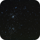 Double Cluster,                                ankaa