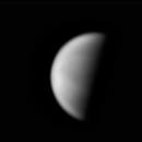 Venus in W47 + IR-Cut, T250 f/4, Barlow 5X, Altair IMX290 mono, AZEQ6,                                Pulsar59