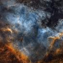 NGC7000 The North America Nebula,                                Wissam Ayoub