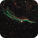 Western Veil Nebula / Witch's Broom Nebula,                                KiwiAstro