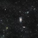 M81 area LRGB,                                Erik Guneriussen