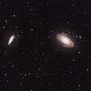 m81 Bode's Galaxy,                                John Mart