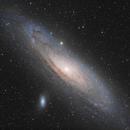 M 31 Andromeda galaxy,                                tobiassimona