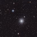 M15 - a globula cluster in Pegasus,                                Steffen