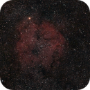 Elephant´s Trunk nebula,                                UN73