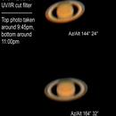 Saturn June 25th, 2016,                                Donnie Barnett