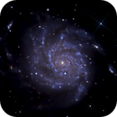 Pinwheel Galaxy (M101),                                Ed Albin