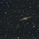 NGC 891,                                Marco Zante