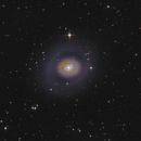 M94 – Cat's Eye Galaxy,                                Peter Folkesson
