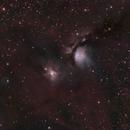 NGC 2071,                                Aaron