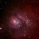 Messier 8,                                Paulo Cacella