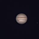 Jupiter, Ganymede, Io,                                Mark L Mitchell