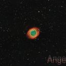 NGC7293 Helix Nebula,                                Angelillo
