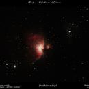 M42 - Nébuleuse d'Orion,                                Romuald BALLET