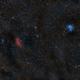 M45 NGC 1499  Short Exposure,                                msmythers