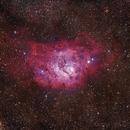 M8 Lagoon Nebula,                                Giorgio Ferrari