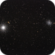 M53 and M5053 two distant companions but so close in that field,                                Jocelyn Podmilsak