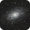 Triangulum Galaxy,                                darkandblurry