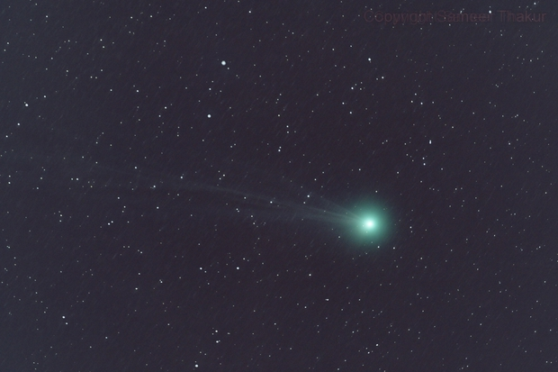 Comet Lovejoy C/2014 Q2,                                thakursam