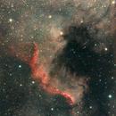 NGC7000,                                Noé Lafaye