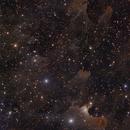 Ghost nebula,                                wimvb