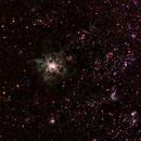 Tarantula nebula (NGC 2070),                                phoenixfabricio07