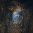 Bubble Nebula (NGC 7635),                                Wintyfresh