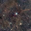 NGC1333,                                Jerry Huang
