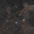 Barnard 228 - The Dark Wolf Nebula,                                Jim Lindelien