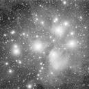 M45 - Pleiades - Subaru,                                Riccardo A. Ballerini
